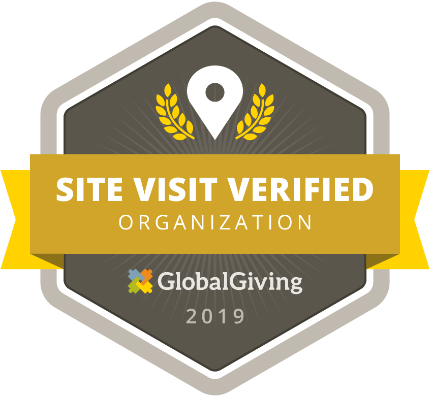 Global Giving 2019 Site Visit Verified Organization